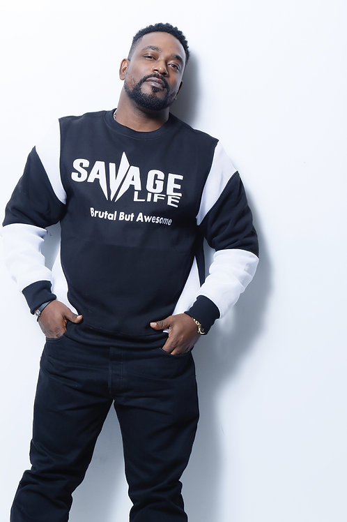 Savage Life Sweater