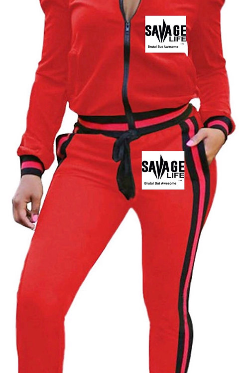 2 piece Savage sweatsuit