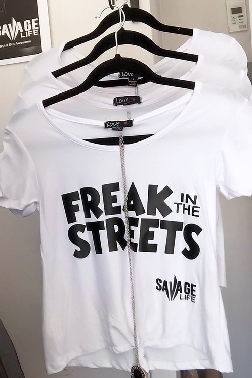Freak in the street