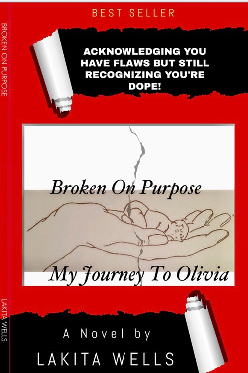 Broken on Purpose Book