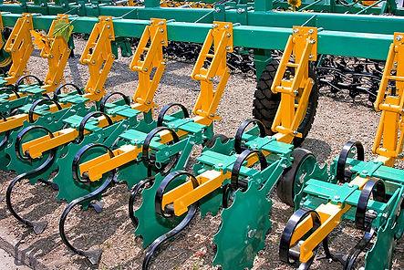 Importação de Máquina Agrícola | ABN8 Trading