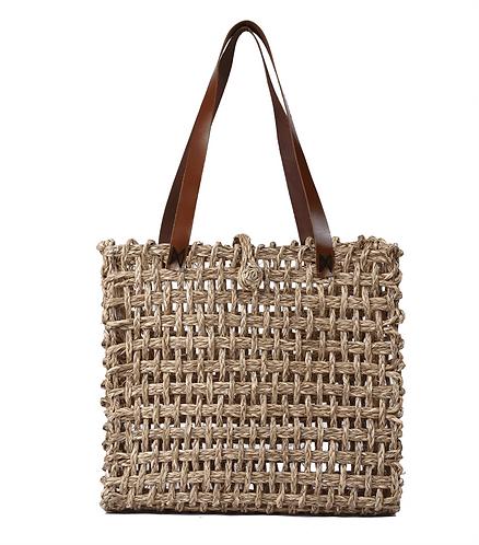 Sea Grass Bag - Natural