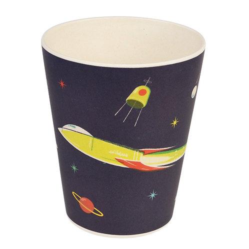 Bamboo Beaker - Space