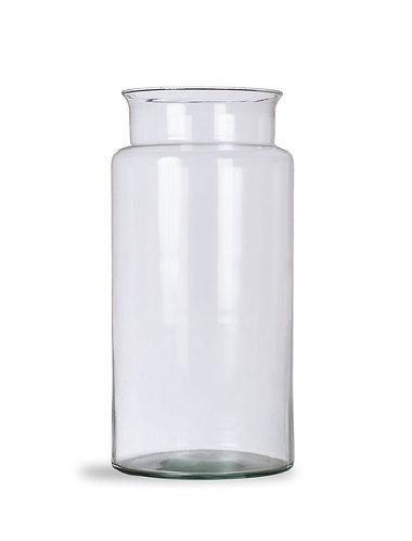 Jar Shaped Vase, Tall