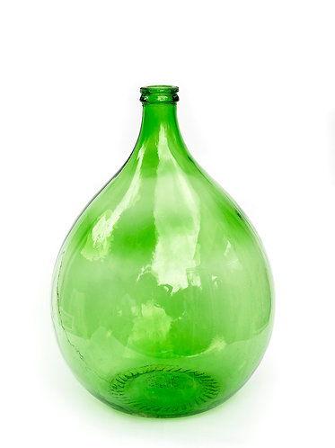 Large Green Carboy, Vessel