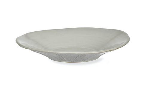 Ceramic Bowl in Chalk White