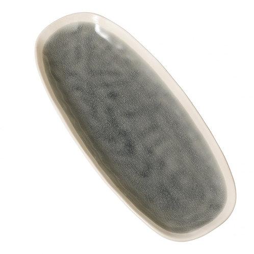 Oval Platter - Grey