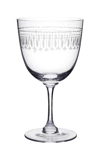 Wine Glass - Oval Design