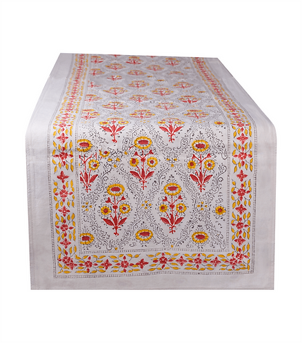 Reversible Table Runner - Daisy