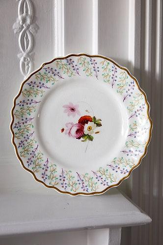 Vintage Plate 1