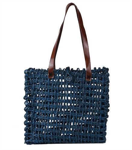 Sea Grass Bag - Blue