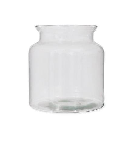 Jar Shaped Vase Large