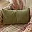 Thumbnail: Rectangular Velvet Cushion in Pink or Pink