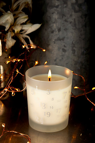 Advent Candle Conifer & Spice