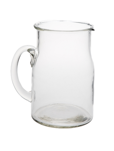 Medium Glass Jug