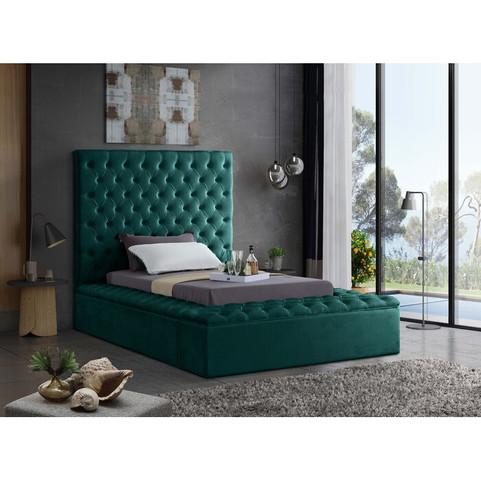 Ruthann Upholstered Storage Platform Bed