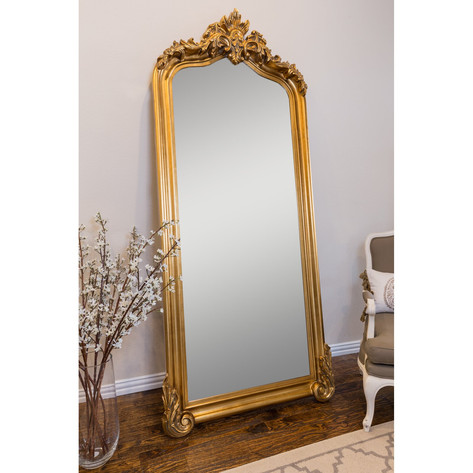 Balmer Traditional Full Length Mirror
