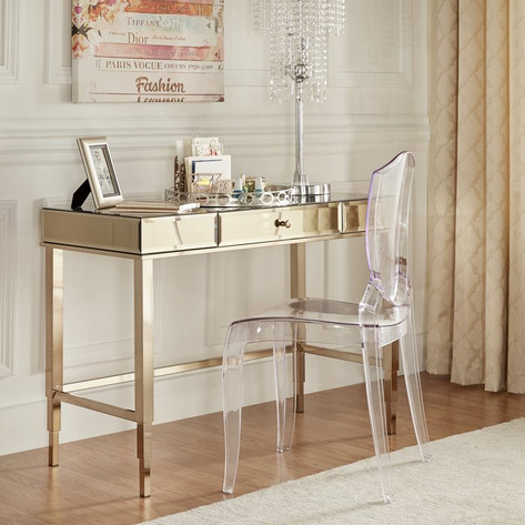 Guidinha Glass Desk