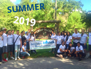 SUMMER 2019 ROUND-UP: A record 5 programs,125 participants expected!