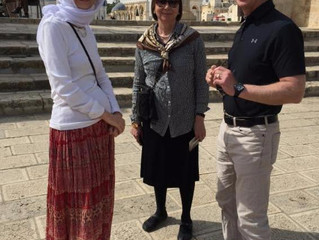 Fr. Nicholas leads Easter Pilgrimage to Holy Land