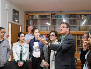 JPB-DfP YOUTH LEADERSHIP CONFERENCE IN HAIFA: Youth work hand-in-hand to explore democracy and plura