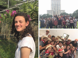 "ALUMNI PROFILE ""LOVE IN A CUP"": Shai discusses her transformation into a peacebuilder"