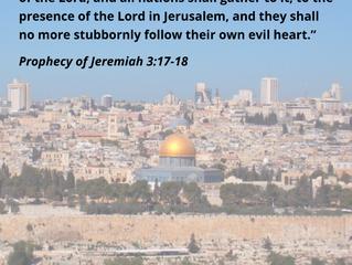THE SACRED CITY OF JERUSALEM