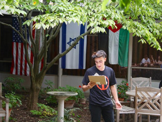 AN ISRAELI FAMILY EXPRESSES THEIR GRATITUDE: Letter from a Service-Learning alum's parent