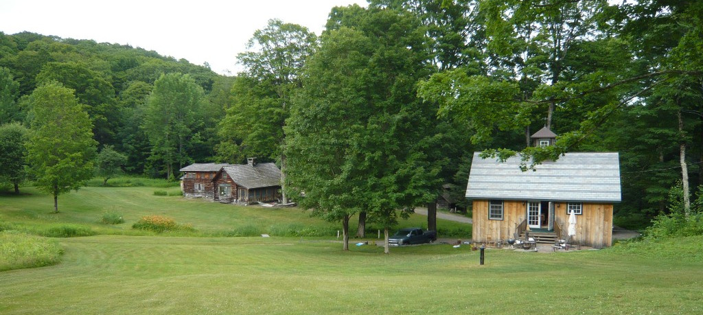 Acer Farm during the summer