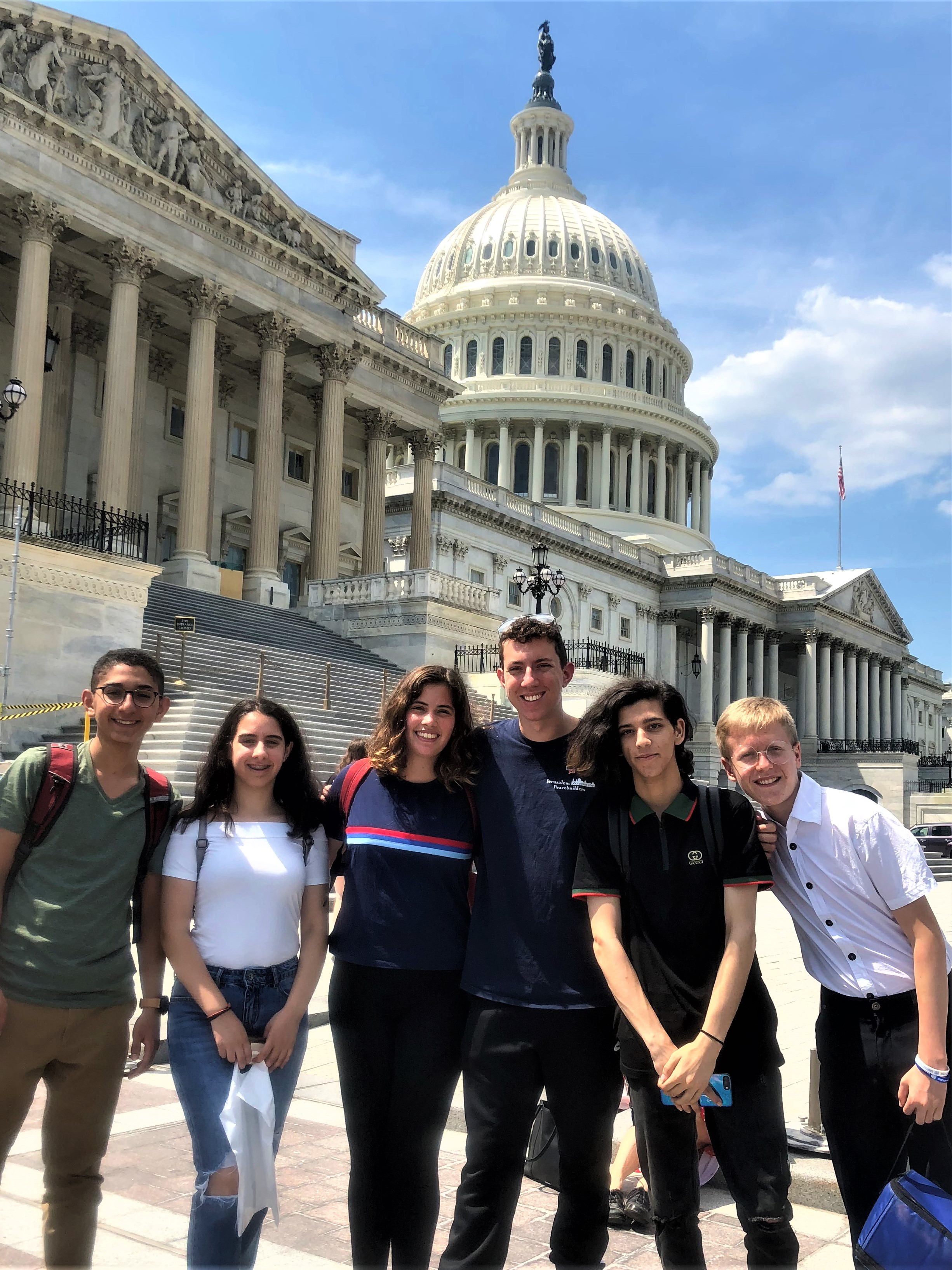 Touring Capital Hill