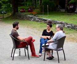 Small group dialogue