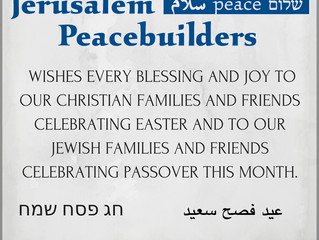 HAPPY PESACH OR EASTER!