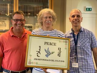JPB-RETORIKA EXCEL INSTITUTE STRIKES GOLD: Teacher training program in UK well received