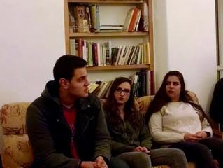COMPASSIONATE LISTENING IN JERUSALEM: JPB alumni share their learning