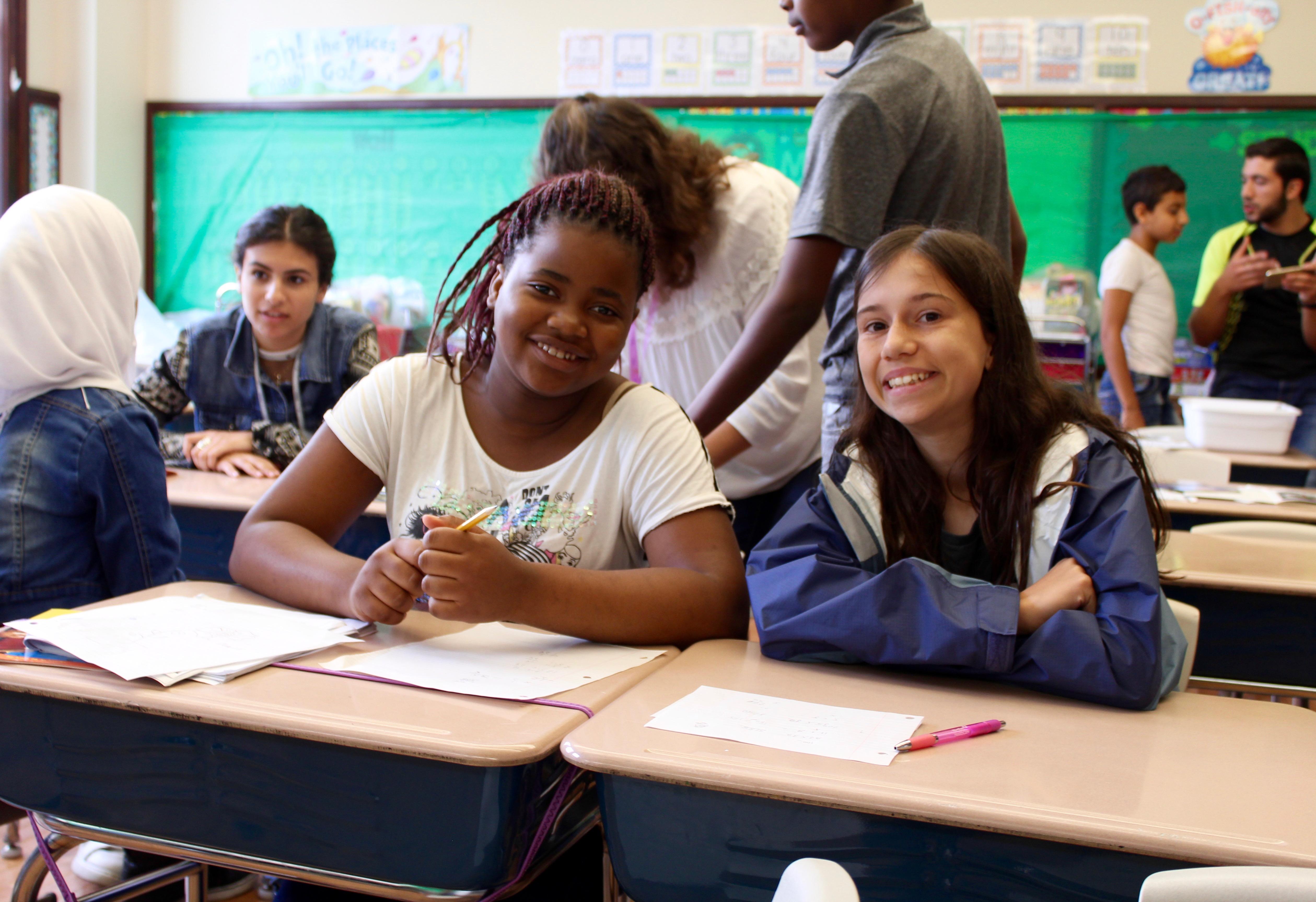 Mentoring IRIS youth
