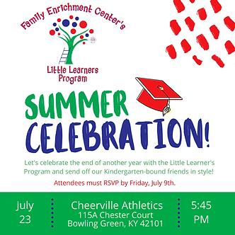 Little Learner's Summer Celebration.png