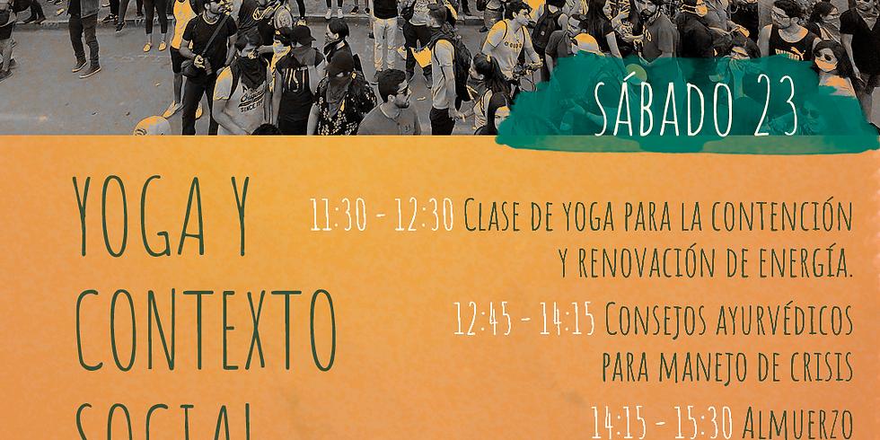 Yoga y Contexto Social