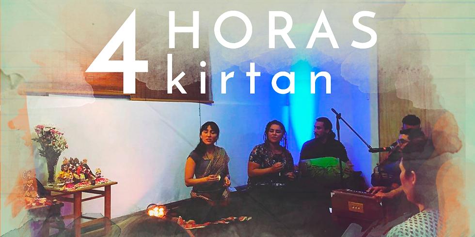 4 Horas Kirtan