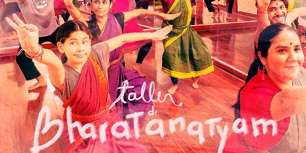 Taller de Bharatanatyam