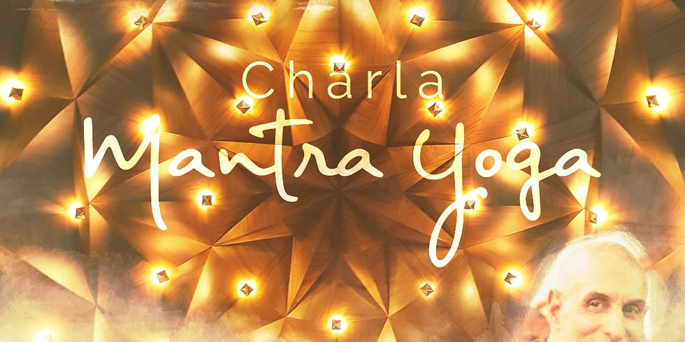 Charla Mantra Yoga