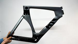 Batman TT bike