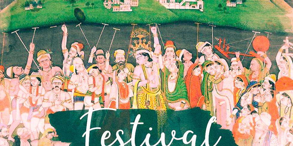 Festival Govardhan · Divali