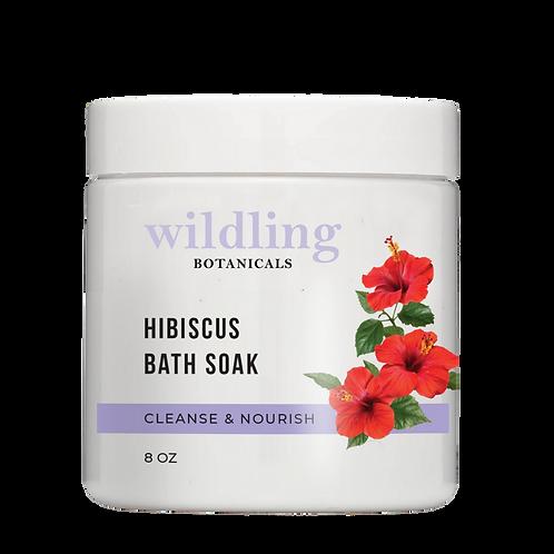 HIBISCUS BATH SOAK