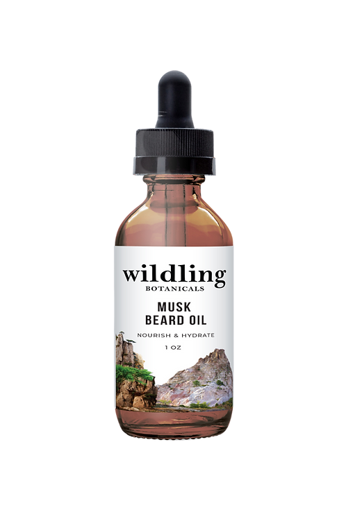 MUSK BEARD OIL