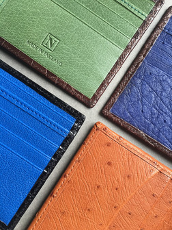 Bespoke colour combinations