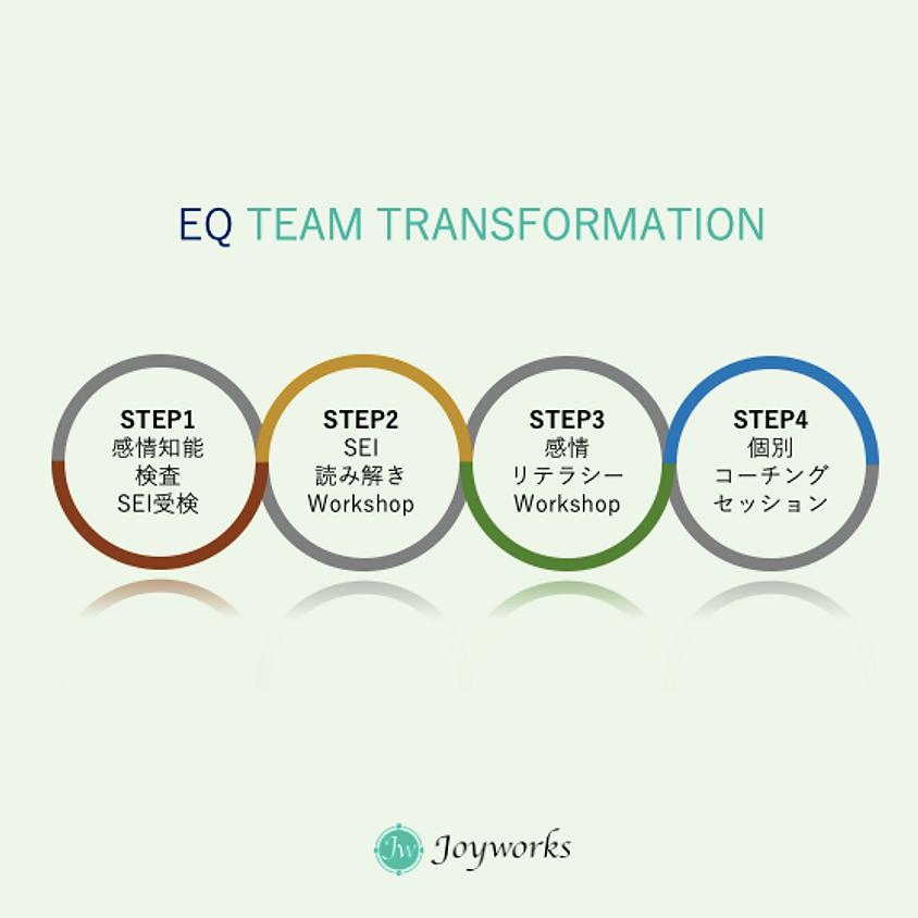 リモートでも機能するチームになる!「EQチームトランスフォーメーション」トライアル企業募集!