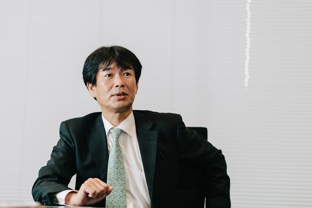 メタウォーター株式会社 / 人事総務企画室長  藤井泉智夫氏