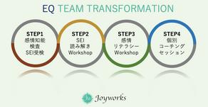 リモートでも機能するチームになる 「EQチームトランスフォーメーション」トライアル企業募集!
