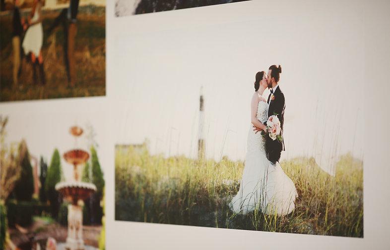 Wall Cling, Wedding Art, Canvas Sticker