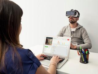 La realitat virtual arriba a Osona com a eina terapèutica aplicada a la psicologia!